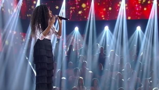 Cantora abandona o gospel para apresentação na TV aberta