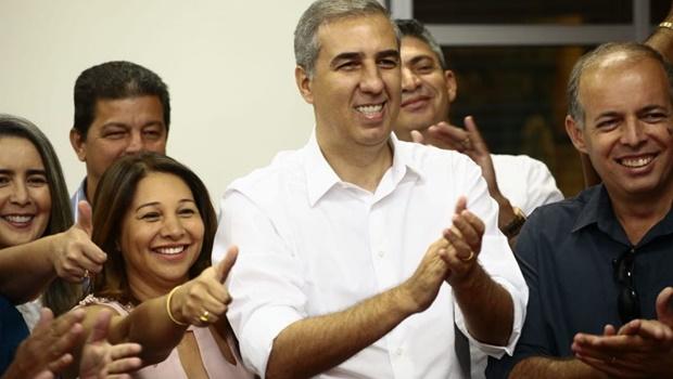Zé Eliton acompanha de perto a comunicação da campanha e os programas eleitorais