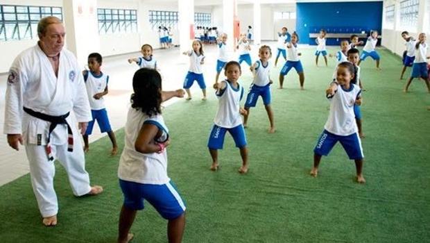 Projeto de lei obriga ensino de artes marciais nas escolas de Goiânia