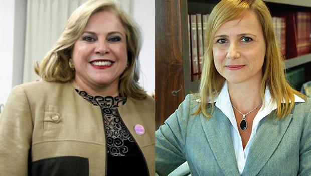 Alice Bianchini e Manoela Gonçalves palestram em Aparecida sobre o papel da mulher na advocacia