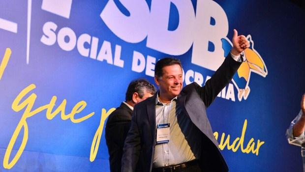 Marconi preside convenção nacional do PSDB neste sábado (4)