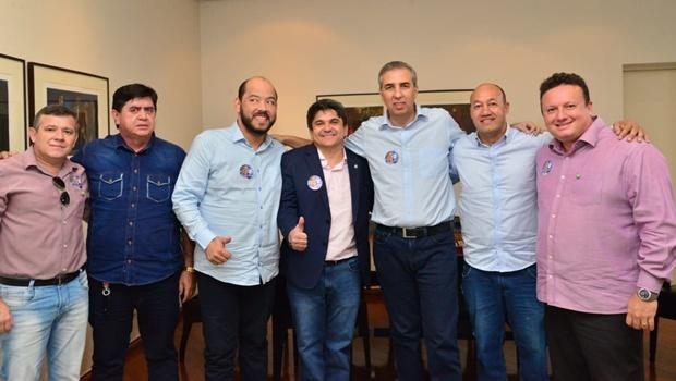 Patriota oficializa apoio a José Eliton na disputa ao governo de Goiás