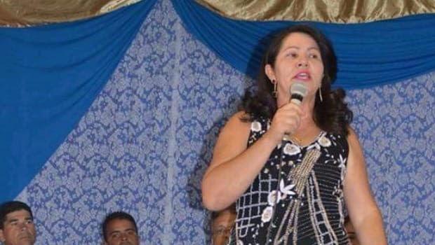 Primeira-dama e ex-prefeita goiana, Maria do Socorro morre após infarto fulminante