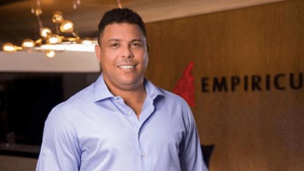Ronaldo Fenômeno é internado em UTI com suspeita de pneumonia