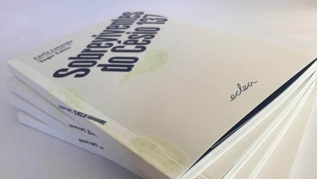 Carla Lacerda lança livro sobre as vítimas do césio 137