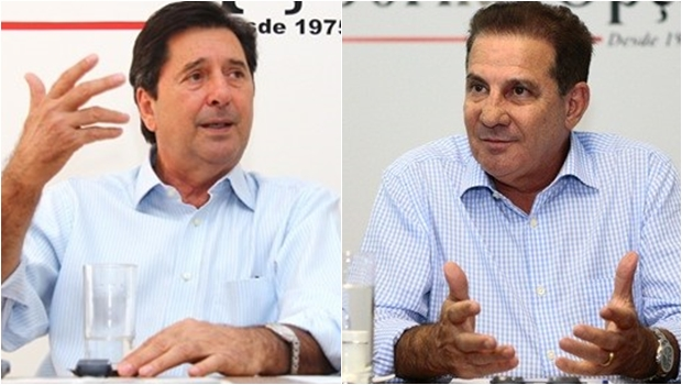 Maguito Vilela será suplente de Vanderlan Cardoso na disputa ao Senado
