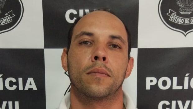 Homem é preso em Goiás suspeito de sequestrar e ameaçar ex-companheira de morte