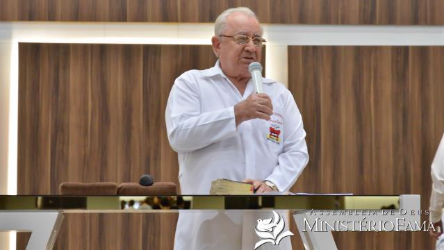Homenagem ao Bispo Abigail Almeida será feita em cortejo na tarde deste domingo