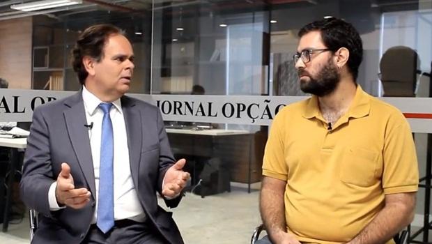 """""""Defesa da advocacia está deixada de lado"""", afirma pré-candidato a presidente da OAB-GO"""
