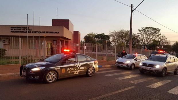 MP deflagra operação contra desvios de mais de R$ 1 milhão na Câmara de Cachoeira Dourada