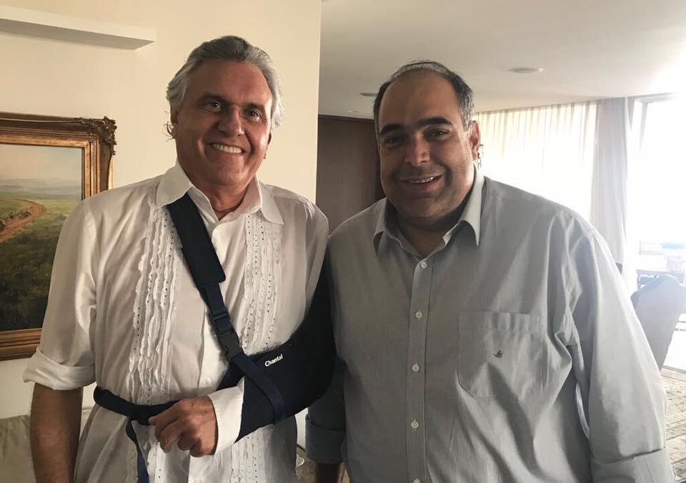 Rede apoia Lúcia Vânia e candidato de Ronaldo Caiado em Catalão