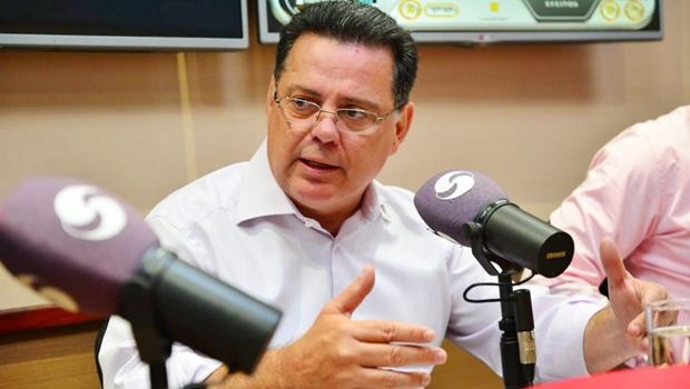 Marconi Perillo joga pesado em Pirenópolis, Palmeiras, Uruaçu e Valparaíso