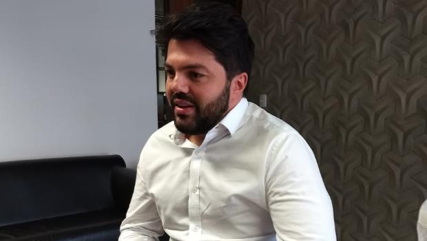 Dentista Márcio Corrêa pode disputar a prefeitura de Anápolis pelo MDB