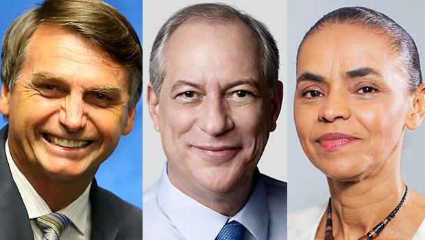 Datafolha: Bolsonaro mantém liderança, mas perde para concorrentes no segundo turno