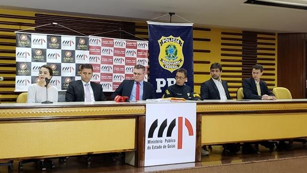 Empresas beneficiadas em esquema de fraude doaram para campanha do prefeito de Caldas Novas