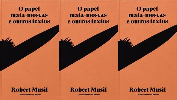 Carambaia lança livro de Robert Musil com tradução de Marcelo Backes