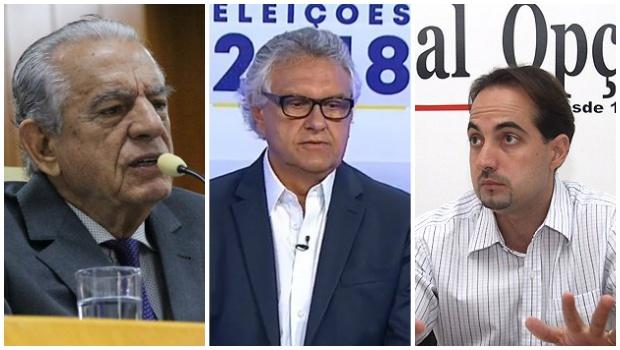 Iris Rezende e Caiado vão se unir para definir o candidato a prefeito de Goiânia em 2020
