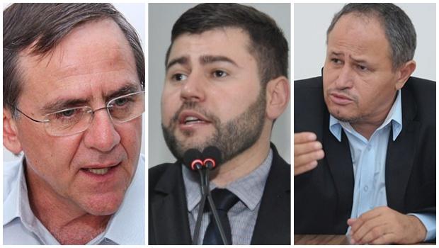 Gomide, Carlos Antônio e Amilton Filho são os nomes consistentes de Anápolis para deputado