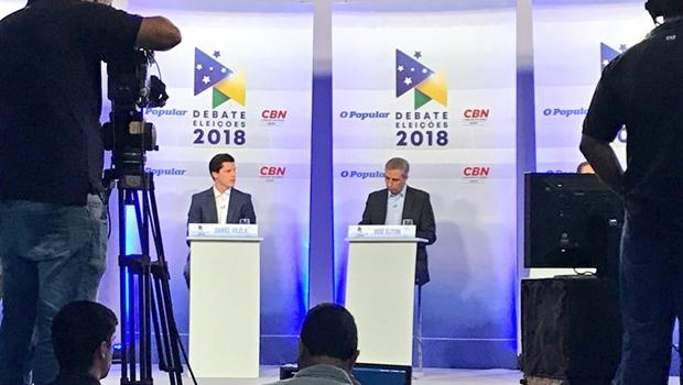 """Zé Eliton rebate Daniel sobre venda da Celg: """"política nacional apoiada pelo MDB"""""""