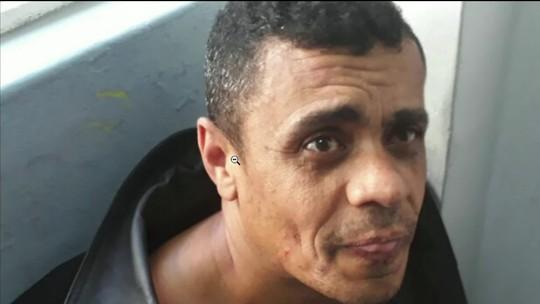 Suspeito de ataque contra Bolsonaro é preso e conduzido para sede da PF