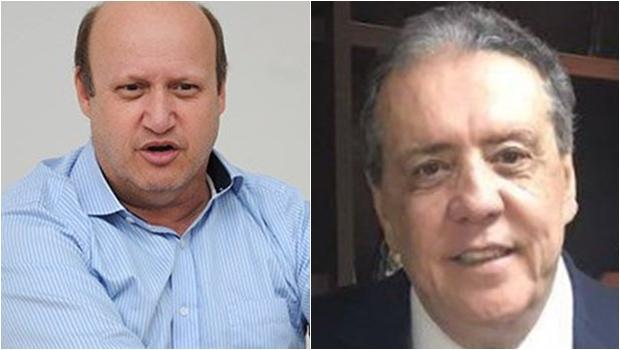 Célio Silveira e Tião Caroço apostam em virada histórica em Goiás
