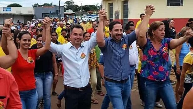 Candidato único, Tárcio Dutra é novo prefeito de Serranópolis