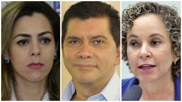 Os principais candidatos a prefeito de Palmas, Araguaína e Gurupi em 2020