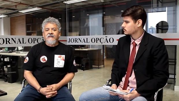 Caiado continua representando oligarquias, diz presidente nacional do PCB
