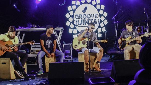 Groove Quintal é atração do Lowbrow neste sábado