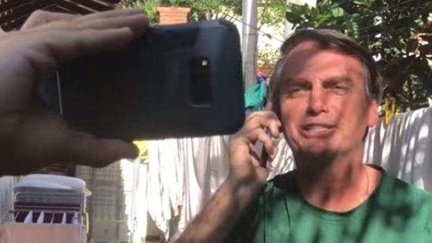 Jair Bolsonaro, que divulga informações oficiais pelo Twitter, pode bloquear jornalistas?