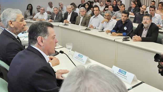 Presidente da Fieg diz que Marconi é o melhor nome de Goiás na corrida ao Senado