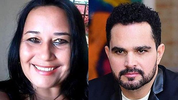 Ex-mulher de Luciano Camargo diz que cantor é gay e a espancava