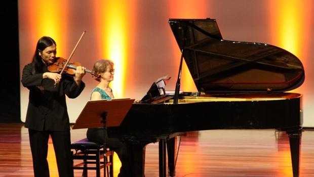 Duo Yatsugafu-Ballousier se apresenta no Concertos UFG
