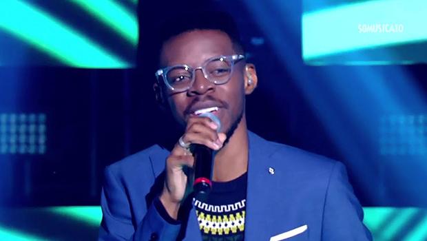 Kevin Ndjana se apresenta em show gratuito na capital