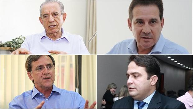 Disputa para prefeito em Goiânia, Aparecida, Anápolis, Rio Verde e Luziânia vai ser acirrada