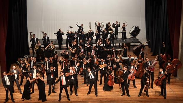 Orquestra Sinfônica Jovem de Goiás apresenta concerto em Goiânia nesta terça-feira (2)