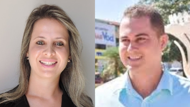Janayna Wollp e Wemerson Raio de Sol devem disputar Prefeitura de Itaberaí