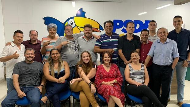 PSDB Goiânia declara apoio a Jair Bolsonaro no segundo turno