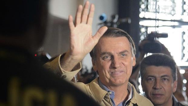 Bolsonaro é eleito novo presidente do Brasil