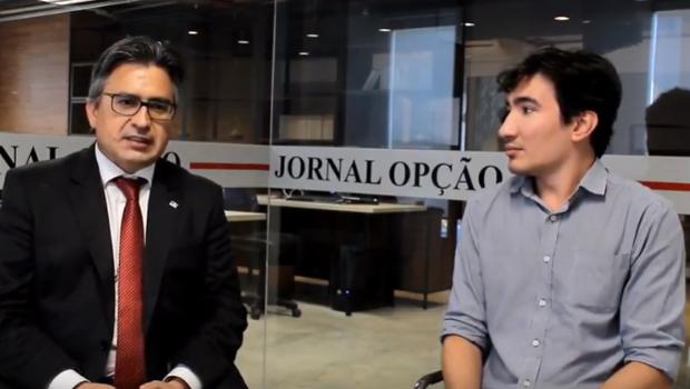 """""""Resgatamos a credibilidade da Ordem nesta gestão"""" diz Secretário geral da OAB de Goiás"""