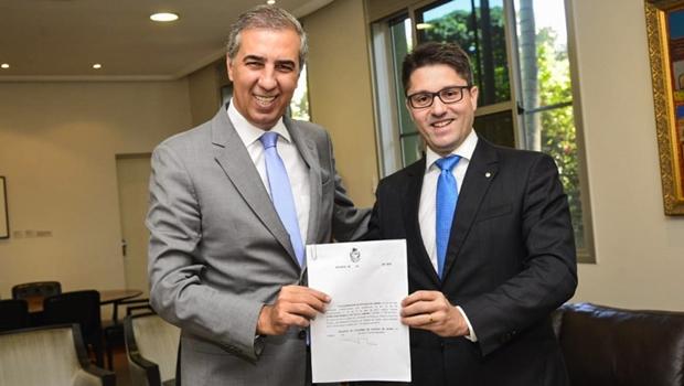 José Eliton nomeia novo Defensor Público-Geral do Estado
