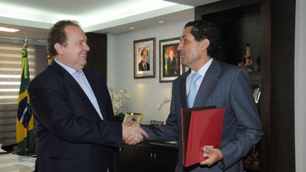José Omar de Almeida é reconduzido ao cargo de Procurador Geral de Justiça