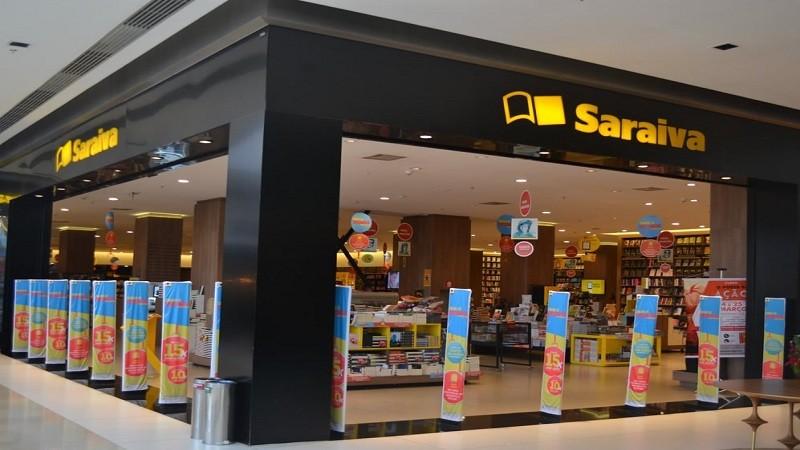 Livraria Saraiva sofre ações de despejo e pode perder 33 unidades