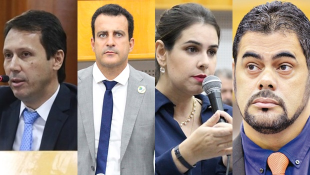 Aliados de Iris e Caiado se unem na disputa pela presidência da Câmara