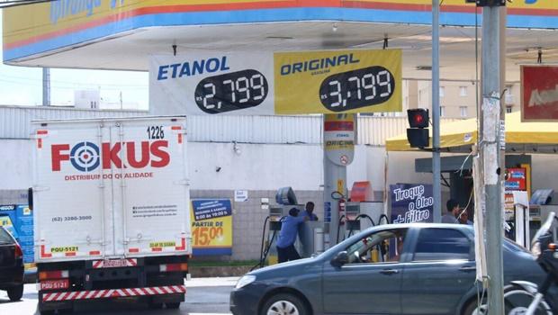 Em Goiânia, preço dos combustíveis não poderão ter três dígitos depois da vírgula