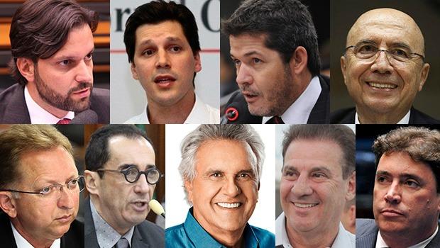 Os players nacionais de Goiás na política brasileira a partir de 2019