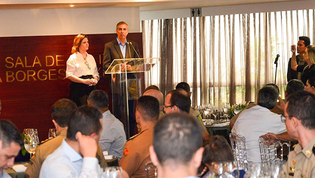 Em tom de despedida, José Eliton diz que trabalhou para fazer o melhor para Goiás
