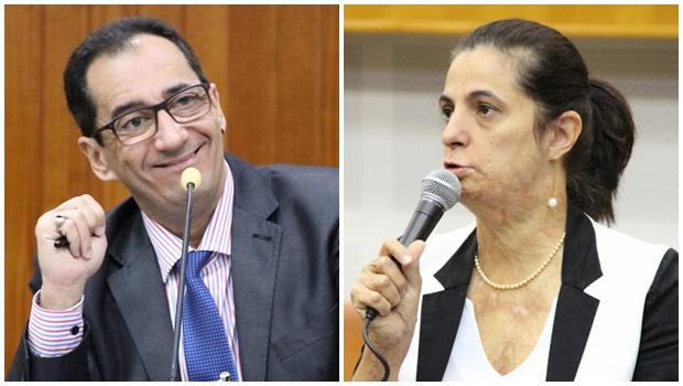 Jorge Kajuru diz que apoia Dra. Cristina para prefeita de Goiânia, mas com uma condição