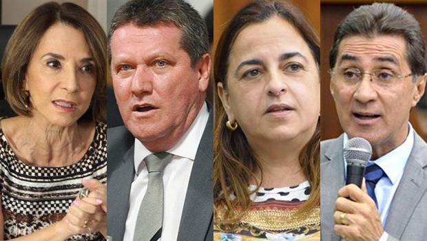 PSDB pode bancar Raquel Teixeira e Giuseppe Vecci para vereador em Goiânia