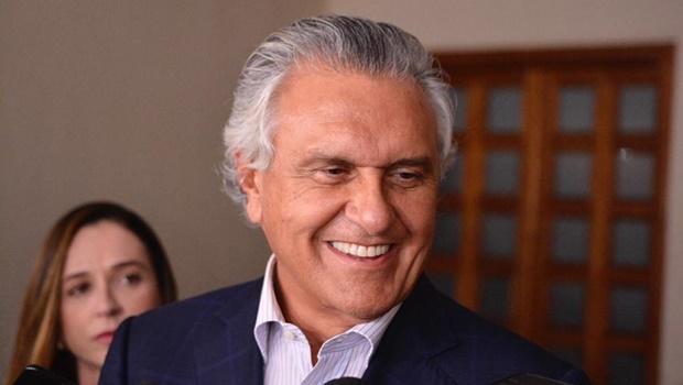 Caiado defende parcerias com 'Sistema S' em Goiás